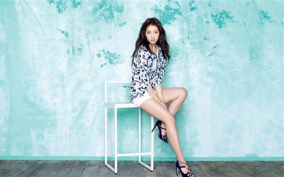 Fond d'écran Park Shin Hye 03