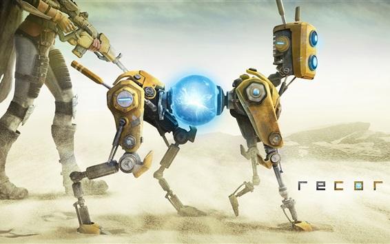 Fondos de pantalla Recore juego de Xbox