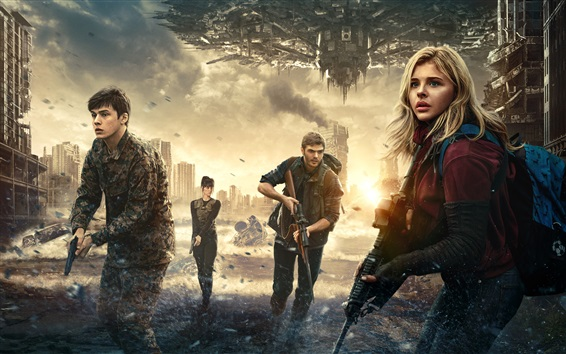 Hintergrundbilder The 5th Wave 2016