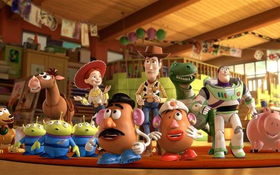 Fond d'écran Toy Story 3
