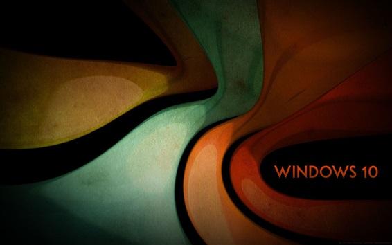 Wallpaper Windows 10, art background