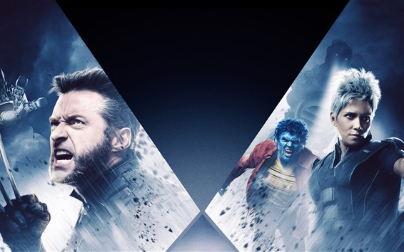 Papéis de Parede X-Men: Days of Future Past, filme HD