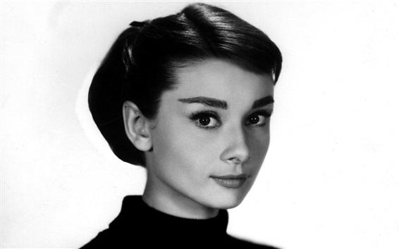 Wallpaper Audrey Hepburn 01