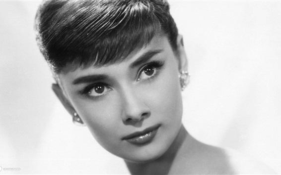Fond d'écran Audrey Hepburn 02