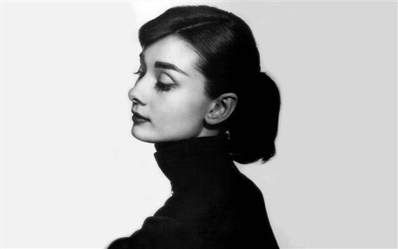 Fondos de pantalla Audrey Hepburn 03