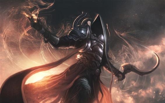 Fond d'écran Diablo 3: Reaper of Souls