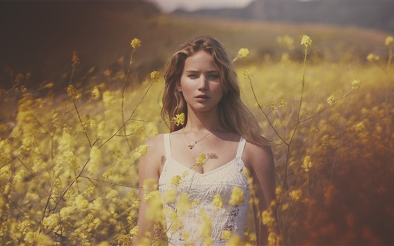 Fond d'écran Jennifer Lawrence 11