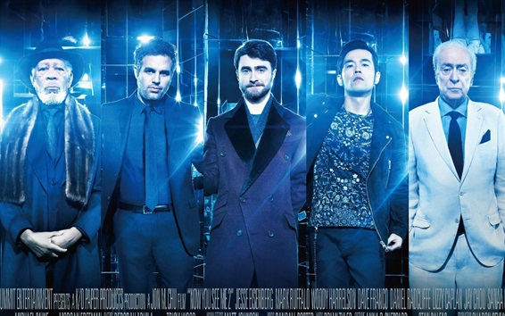 Wallpaper Now You See Me 2 2016