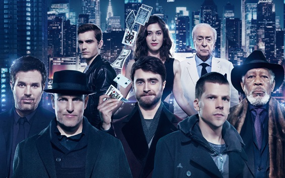 Fondos de pantalla Now You See Me 2
