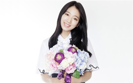 Wallpaper Park Shin Hye 10