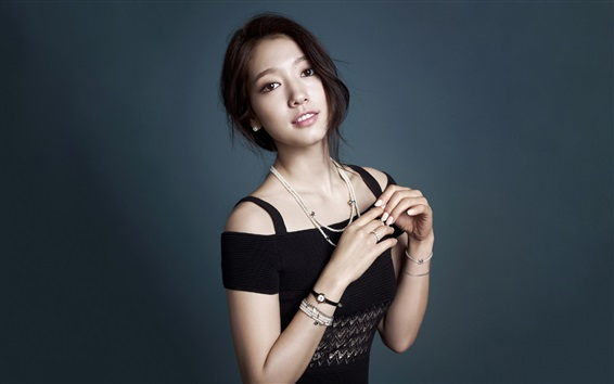 Fond d'écran Park Shin Hye 13