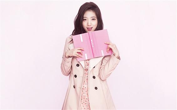 Fondos de pantalla Park Shin Hye 16