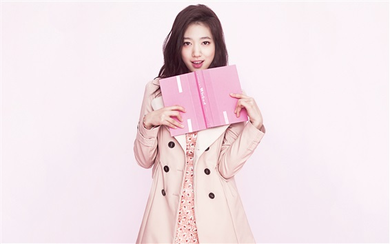 Fond d'écran Park Shin Hye 16