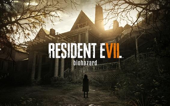 Wallpaper Resident Evil 7