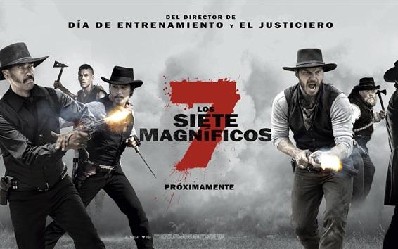 Fond d'écran The Magnificent Seven HD