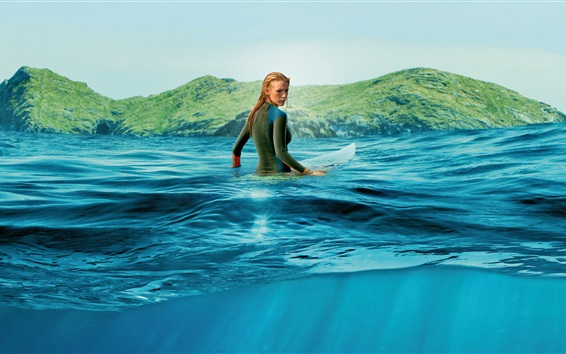 Wallpaper The Shallows 2016