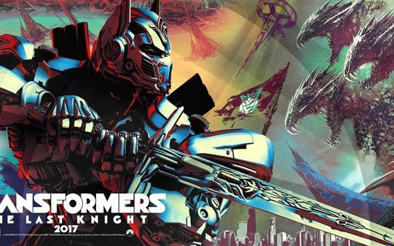 Fondos de pantalla Transformers: El último caballero de películas HD 2017