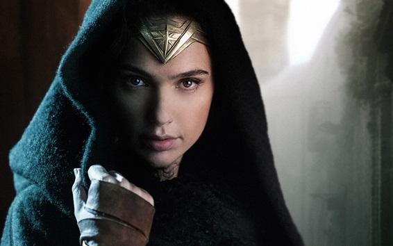 Wallpaper Wonder Woman 2017, Gal Gadot