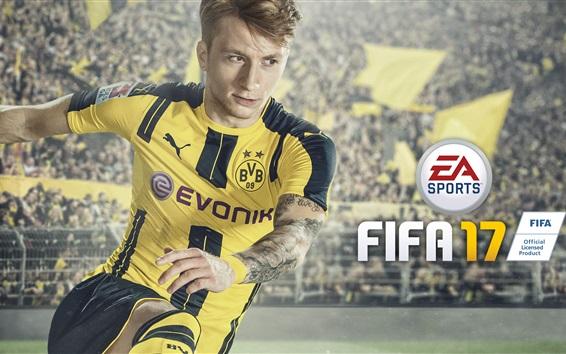 Обои FIFA 17 игра HD