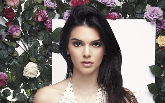 Wallpaper Kendall Jenner 04