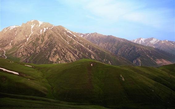 Wallpaper Mountains, highland, Armenia