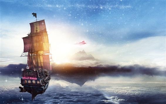 Papéis de Parede Peter Pan: Journey to Neverland