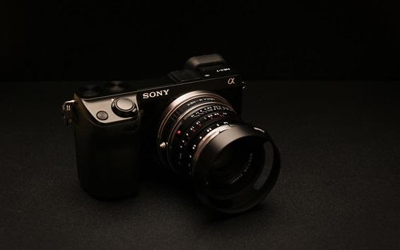 Wallpaper Sony NEX-7 digital camera
