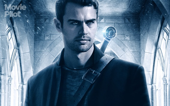 Wallpaper Theo James, Underworld: Blood Wars