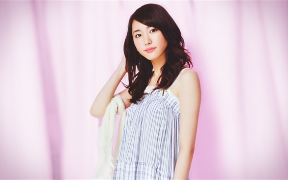 Wallpaper Aragaki Yui 01
