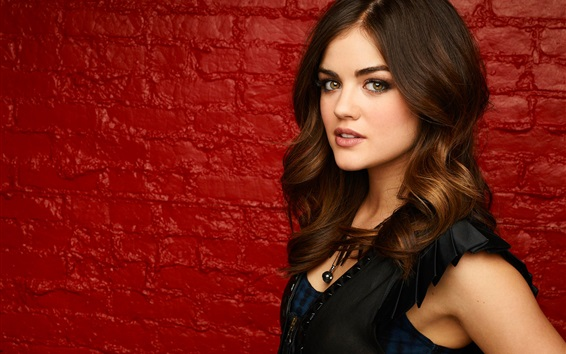 Wallpaper Lucy Hale 04