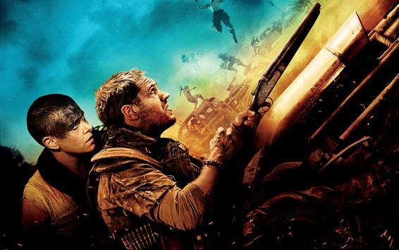 Wallpaper Mad Max: Fury Road