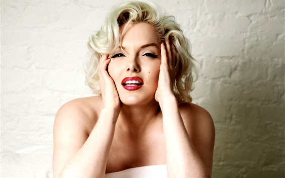 Wallpaper Marilyn Monroe 01