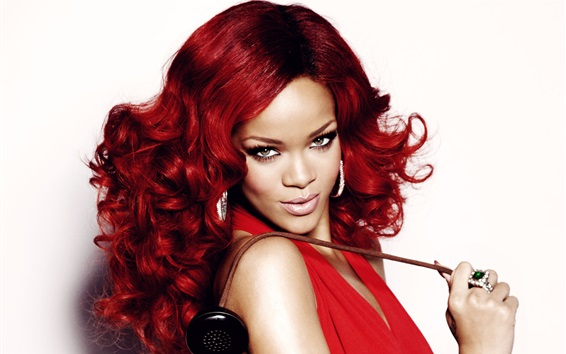 Wallpaper Rihanna 04