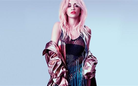 Fond d'écran Rita Ora 01