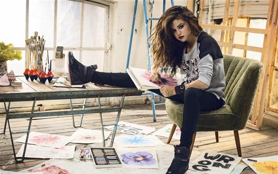 Fond d'écran Selena Gomez 14