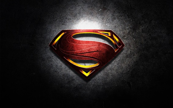 Fondos de pantalla Logotipo de Superman