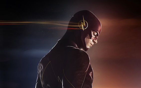 Wallpaper The Flash, CW TV series