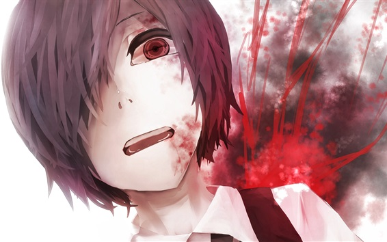 Wallpaper Tokyo Ghoul, Japanese anime