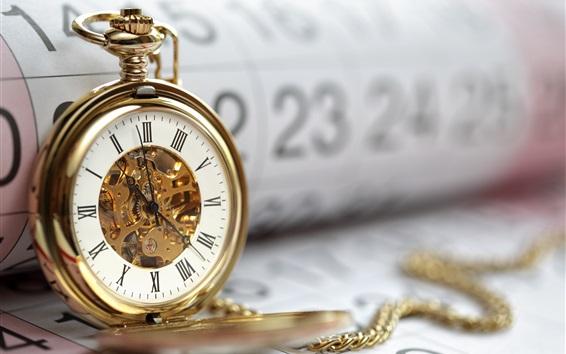 Fond d'écran Montre et calendrier, temps