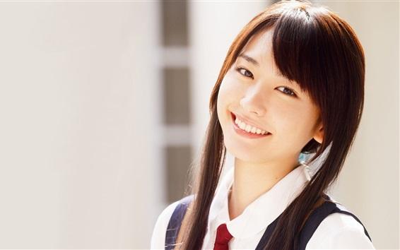 Fond d'écran Aragaki Yui 03
