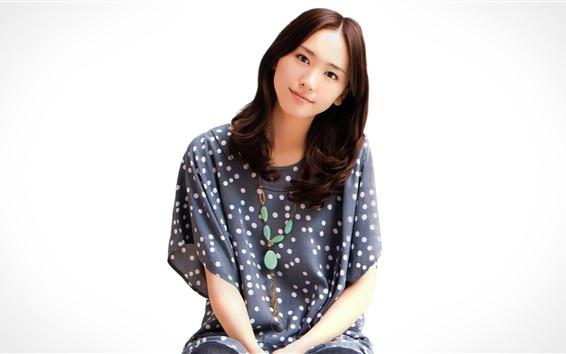 배경 화면 아라 가키 유이 04