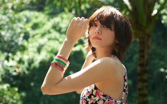 Fondos de pantalla Aragaki Yui 05