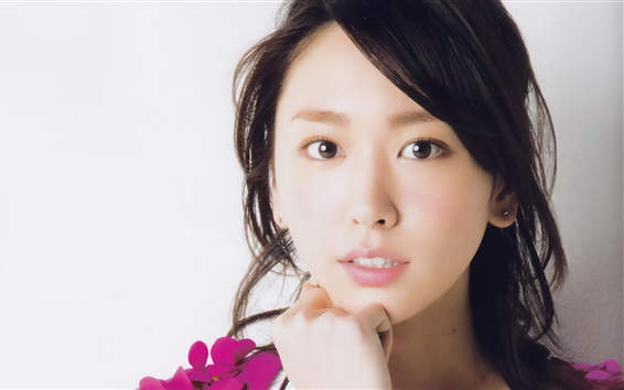 Wallpaper Aragaki Yui 06