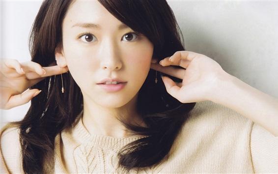 Обои Арагаки Юи 08