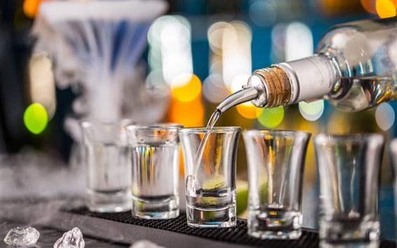 Fond d'écran Bar, boissons, tasses