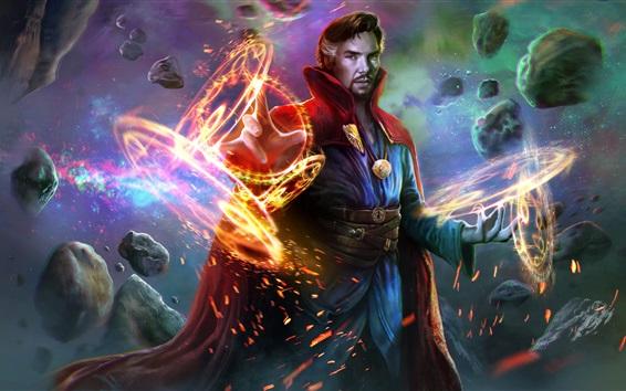 Fondos de pantalla Doctor Strange, cuadro de arte