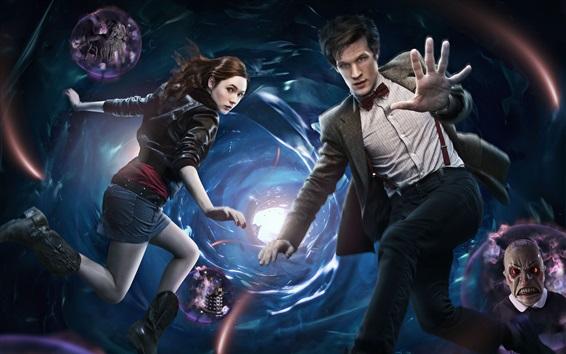 Fondos de pantalla Doctor Who, Serie de TV HD