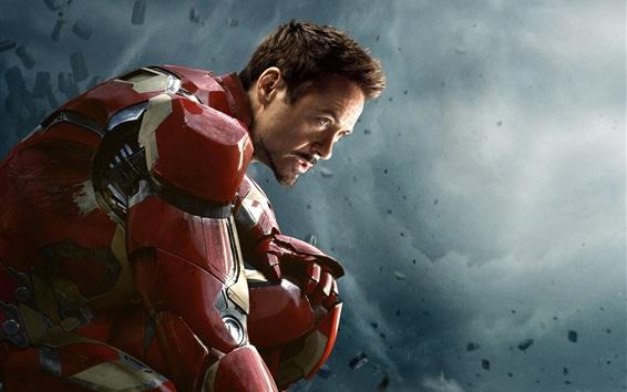 Fondos de pantalla Iron Man 4