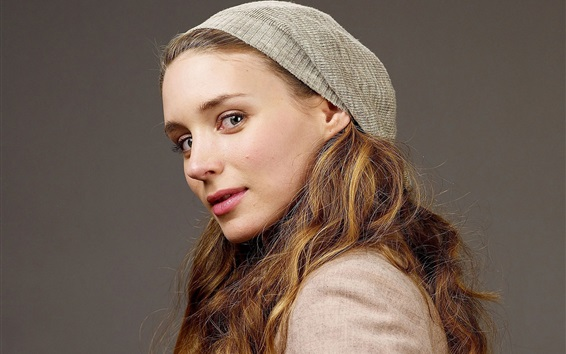 Wallpaper Rooney Mara 02