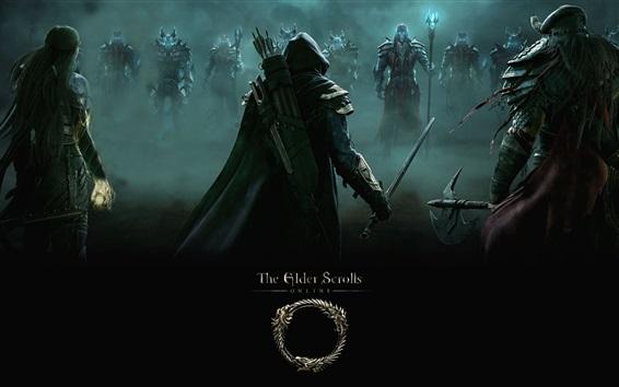 Обои The Elder Scrolls Online, ассасин